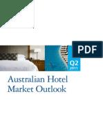 THL- Quarterly Hotel Market Outlook Q2 2011