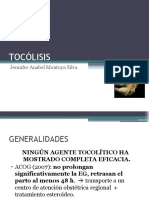 TOCÓLISIS