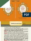 Exégesis del último décimo del sagrado Corán Continuado por , Reglamentaciones islámicas