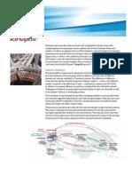 Kinaxis Brochure Pharmaceutical