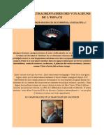 Tyron- Histoires Extraordinaires Des Voyageurs de l'Espace