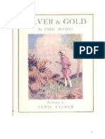 Blyton Enid Silver and Gold Illustrated by Lewis Baumer