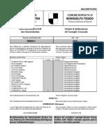 Unterlagen Gemeinderat Welsberg & Bürgerforum zu Volksabstimmungsanträgen
