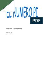El Numero Pi. David Marí & Begoña Sendra