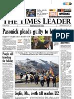 Times Leader 05-25-2011