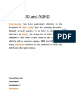Add Adhd Learning Disabilities