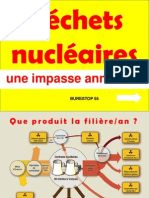 Déchets nucléaires C François