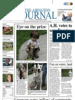 The Abington Journal 05-25-2011