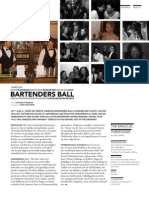 Event report - Jameson Bartenders Ball