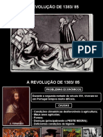 A Revolucao de 1383-85