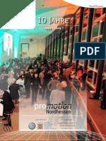 10 jahre promotion Nordhessen