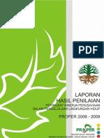 Laporan Proper 2009