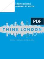 Think London 100 Companies to Watch