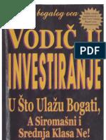 Robert Kiyosaki-Vodic u Investiranje