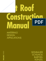 Flat Roof Construction Manual
