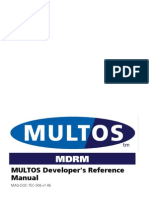 Mao-doc-ref-006 MULTOS Developers Reference Manual v1.46 FINAL