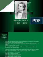 Eminescu Power Point