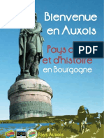 Guide bienvenue Pays Auxois Morvan 2011