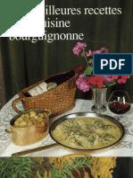 Les Meilleures Recettes de La Cuisine Bourguignone
