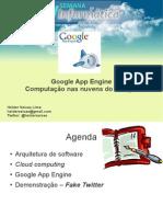 A Present Google App Engine