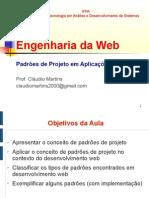 Padrões de Projeto em Aplicações Web