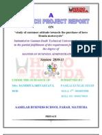 Ravi Hero Report[1]