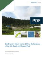 Biodiversity Study
