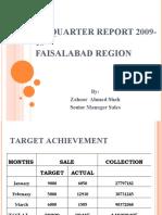 3rd Quarter Report 2009-10