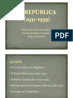 2ª República Española PDF