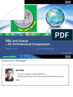 Oracle and Db2 ion
