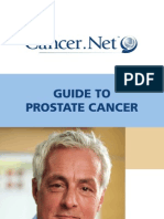 Cancer.net Guide to Prostate Cancer PDF