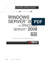 Windows Server 2003 Et Windows Server 2008 - Tome 1