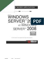 Windows Server 2003 Et Windows Server 2008 - Tome 1