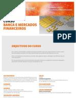 Curso Banca e Mercados Financeiros
