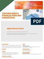 Curso Contabilidde e Finanças para Não Financeiros