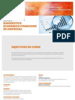 Curso Diagnóstico Económico-Financeiro Empresas