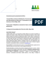 """Rubio Campos, Jesús (2011) """"Trabajadores y empresarios"""