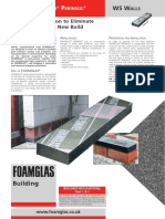 Foamglas - Insulating Blocks