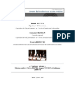 Compte-Rendu CPAA du 2 février 2010