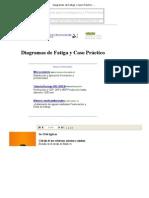 Diagramas de Fatiga y Caso Práctico - Apuntes de Ingeniería Mecánica 3