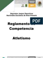 ATLETISMO_Reglamento