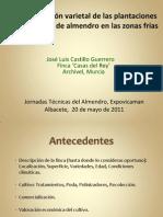 Reconversión Varietal de Almendro