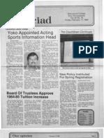 The Merciad, Feb. 17, 1984