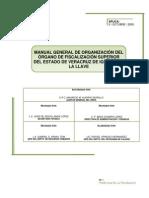 Manual de Organizacion Orfis