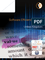Software Efficiency Report-UK 2011