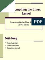 10- Compiling Kernel