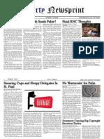 LibertyNewsprint 9-07-08 Edition