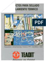 Catalogo Productos TEADIT