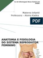 Anatomia e Fisiologia Do Sistema Reprodutor Feminino2