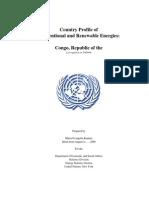Energy profile for Congo (Republic) (2006)